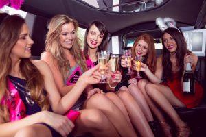 bachelorette-party-limo-rent